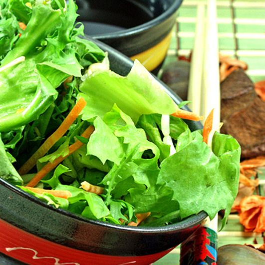 Thai Tossed Green Salad