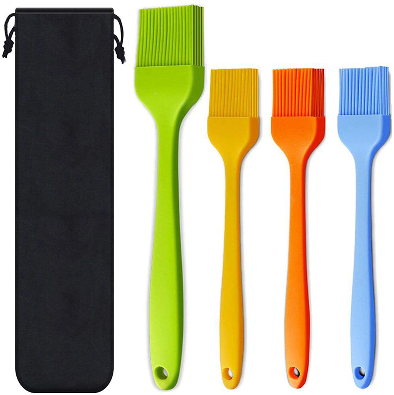 Consevisen Silicone Basting Brush