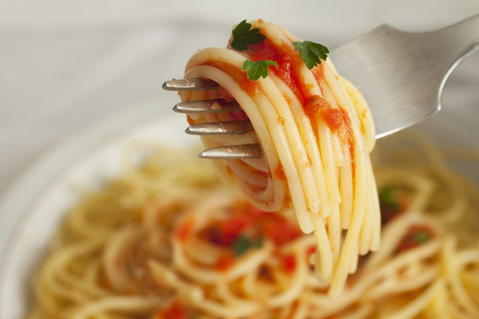 Japanese Style Napolitan Spaghetti
