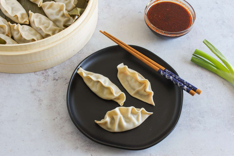 Dumplings dipping sauce