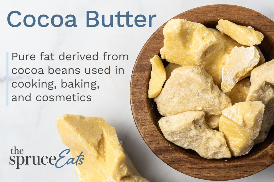 what is cocoa butter