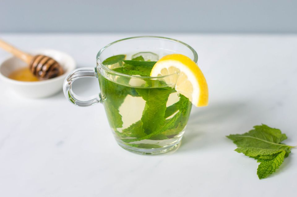 Easy Mint Tea