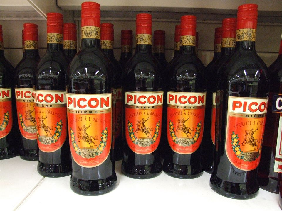 Bottles of Picon