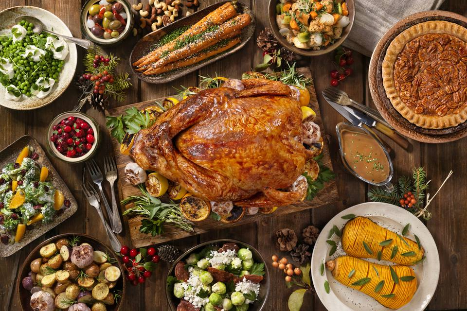 Image result for thanksgiving food