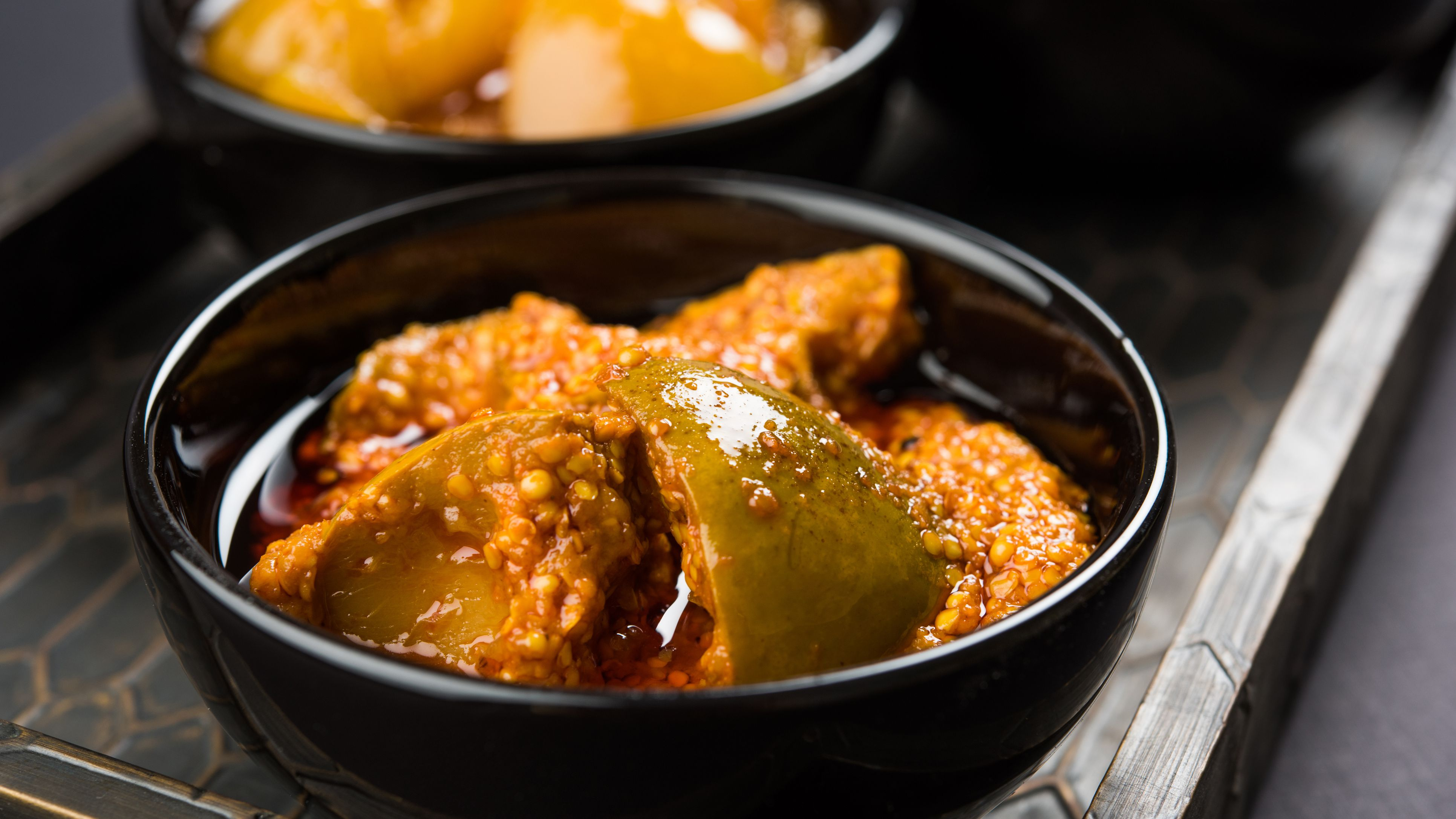 Aam Ka Achaar (Indian Mango Pickle) Recipe