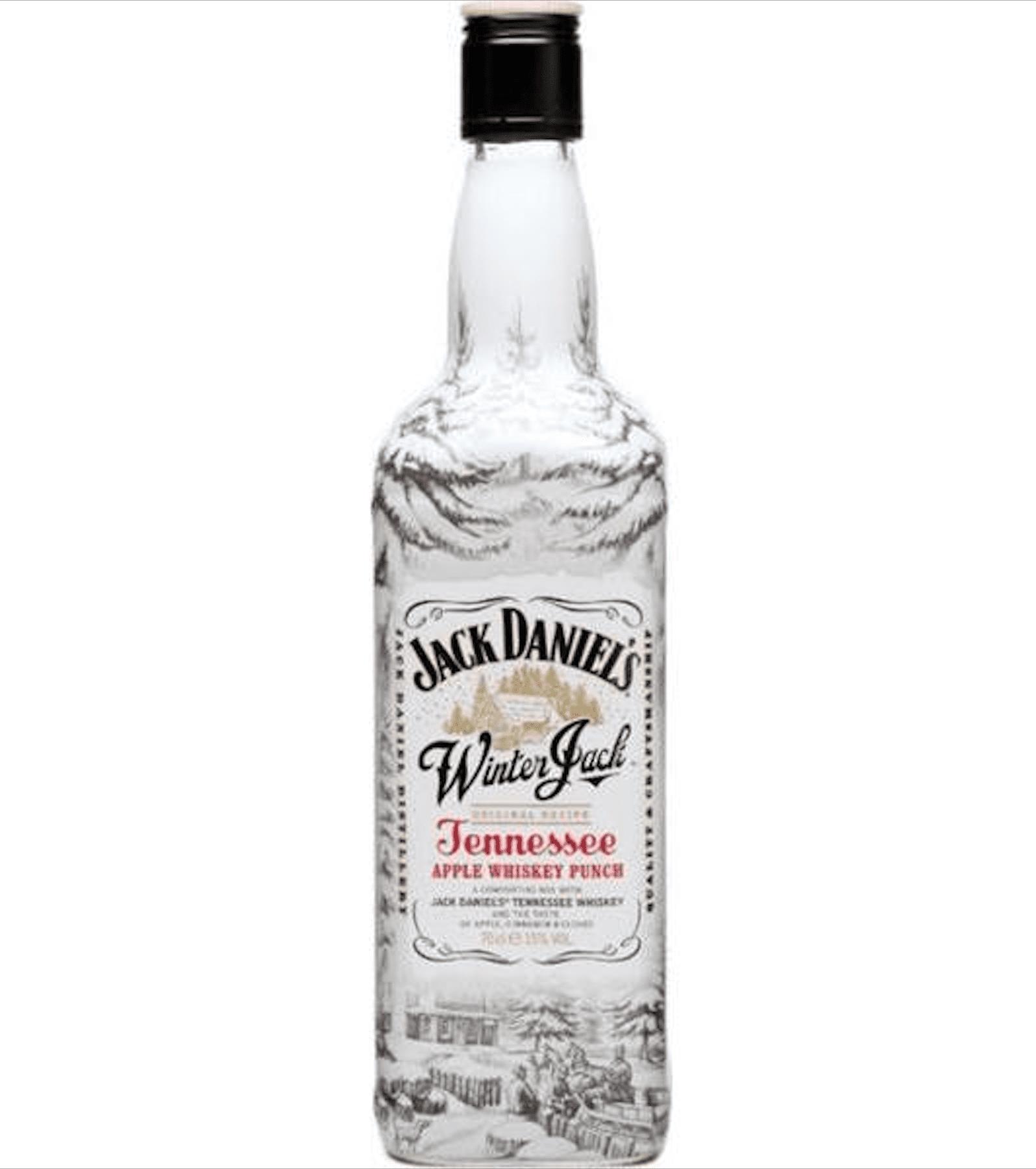 Jack Daniel's Tennessee Cider Winter Jack