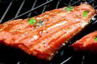 Thai-style Grilled Salmon