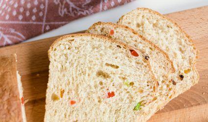 Julekake Norwegian Christmas bread