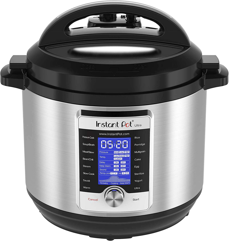 Instant Pot Duo Evo Plus 10-in-1 Pressure Cooker
