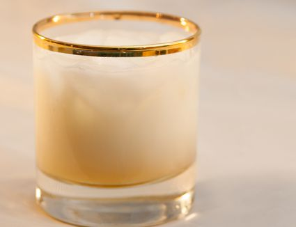 The Creamy Banshee Cocktail