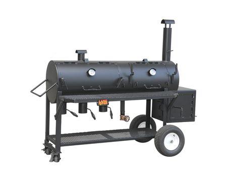Lang BBQ 36-Inch Hybrid Smoker Review