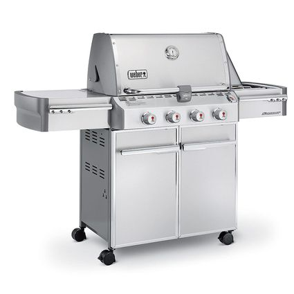 Weber Summit S-420 Gas Grill