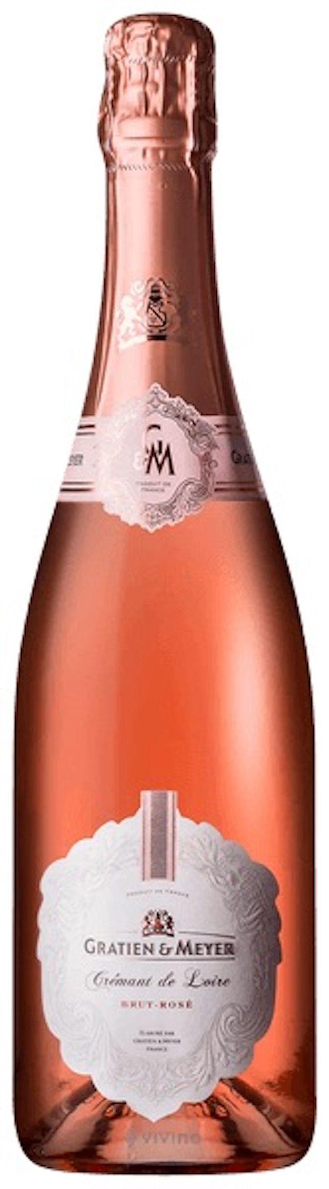Gratien & Meyer Crémant De Loire Brut Rosé