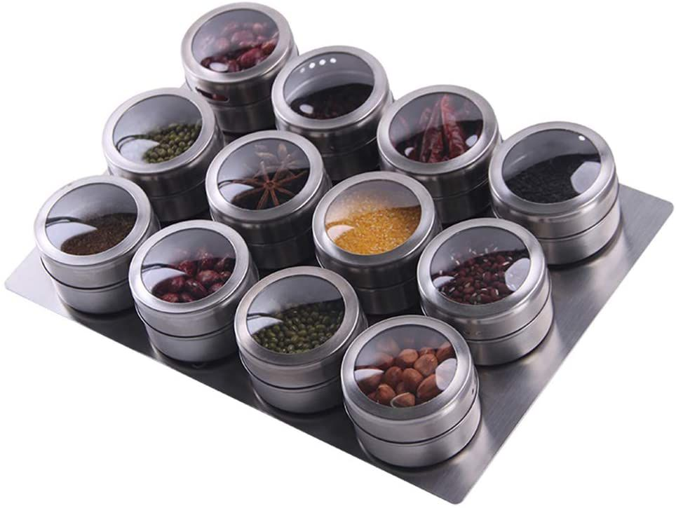 sanvcomy-magnetic-spice-jar-containers