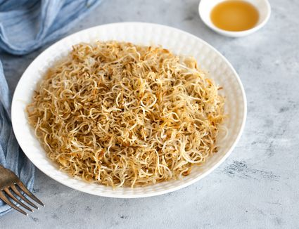 Pan Fried Noodle Recipe
