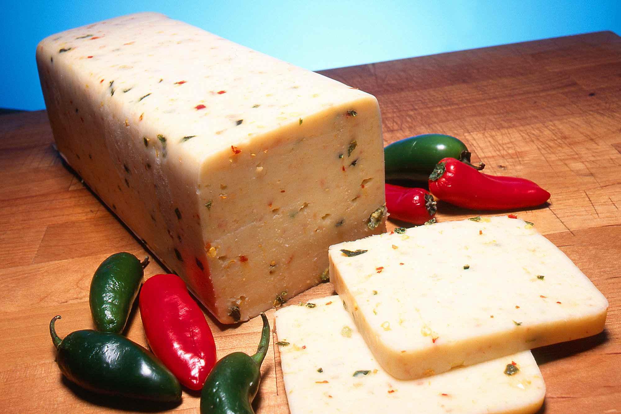 Jalapeño Cheese
