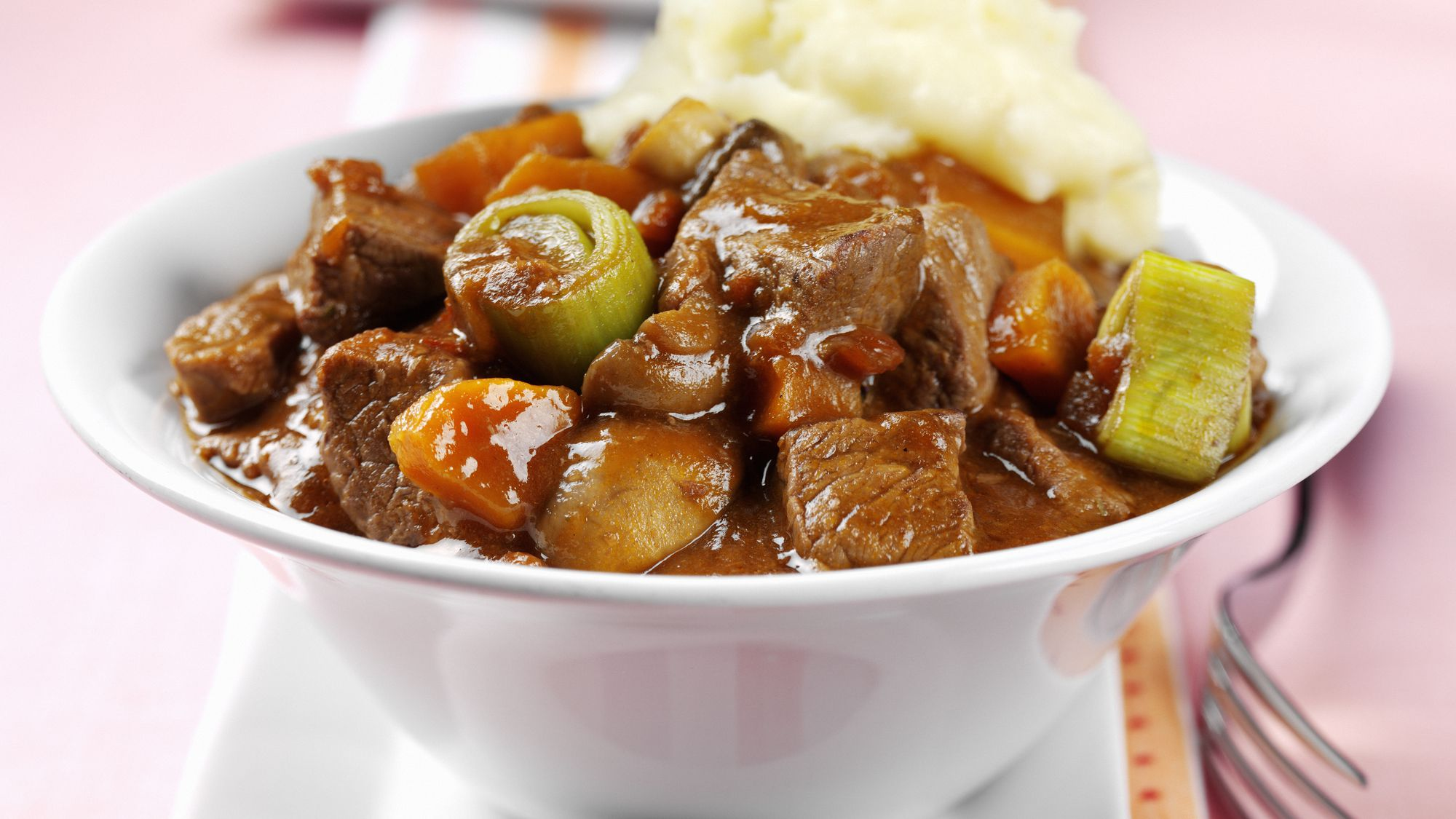 Easy Classic French Boeuf Bourguignon Recipe