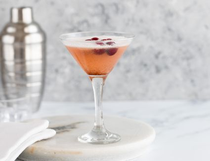 Polished princess cocktail