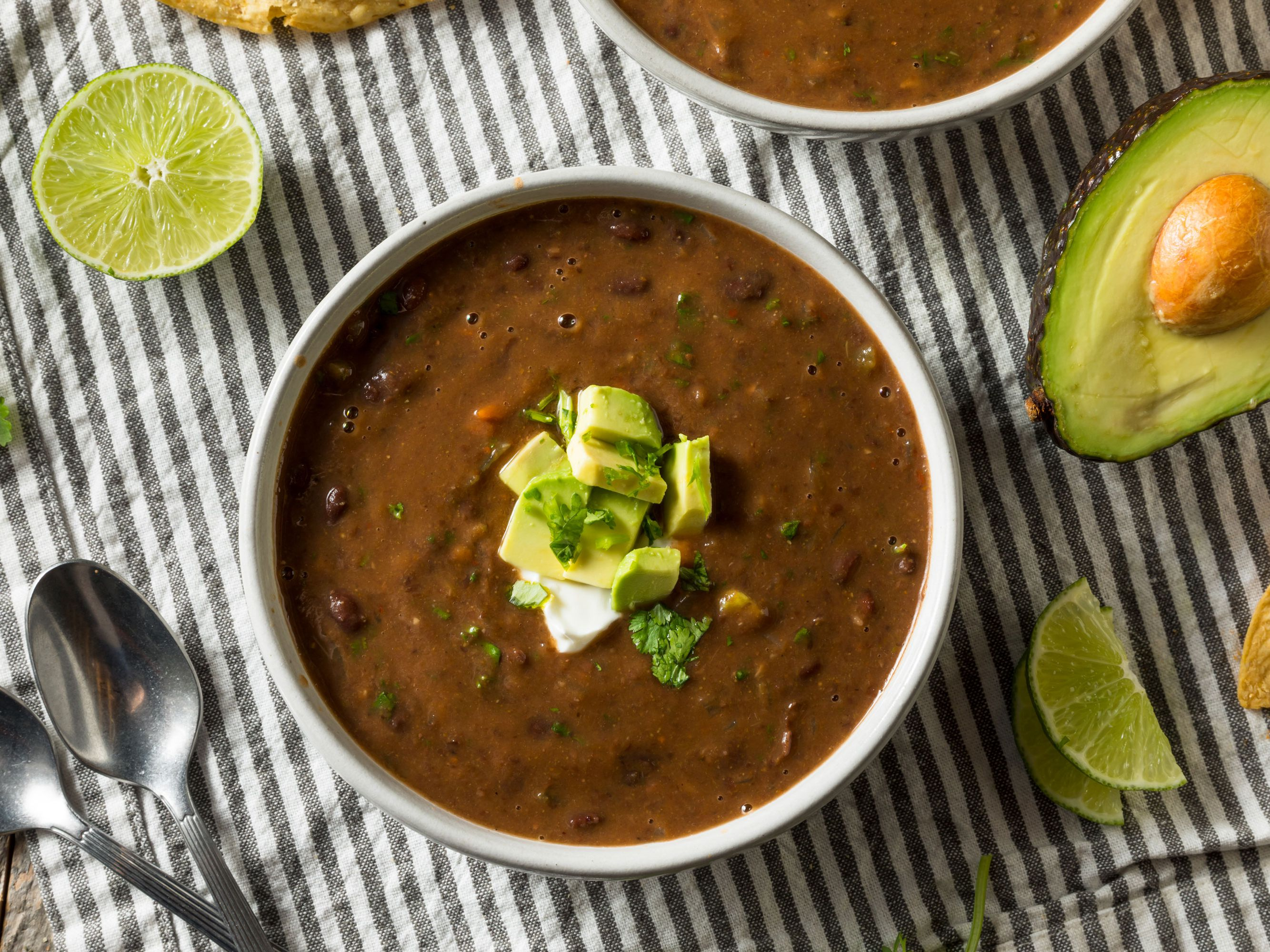 Black Bean Soup Recipe Vegetarian