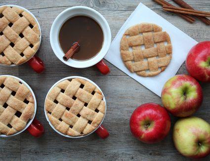 Lattice Pie Crust Toppers