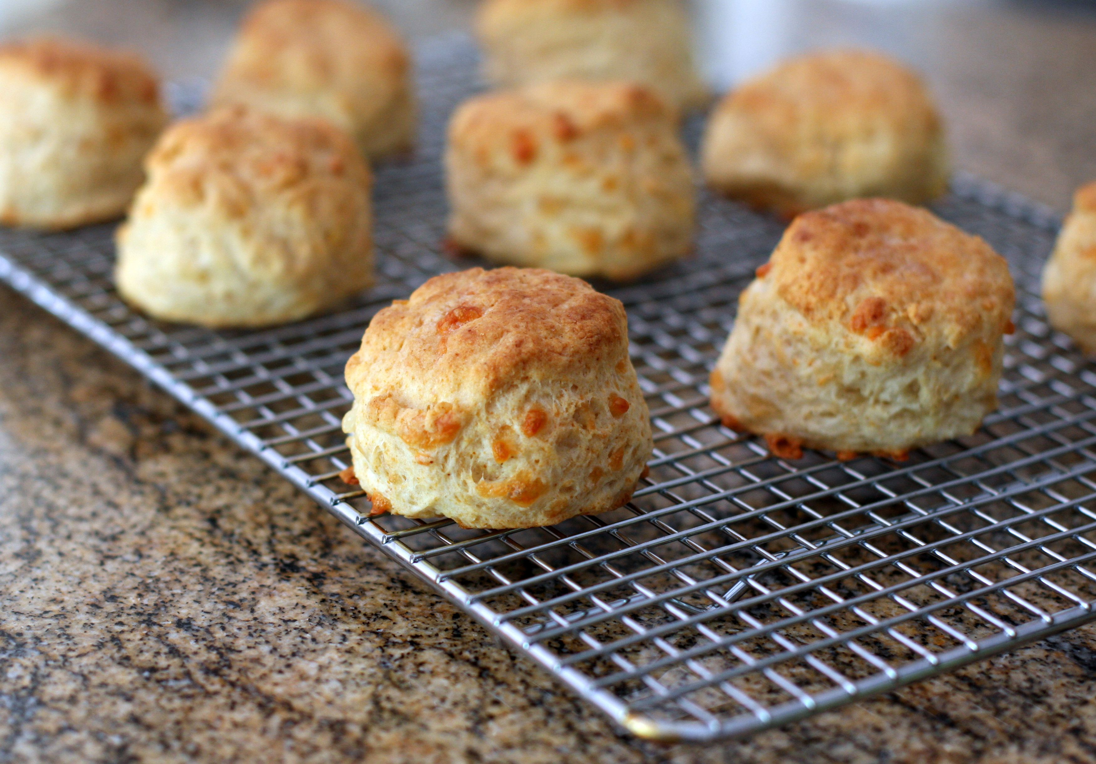 Pepper Jack Cheese Biscuits