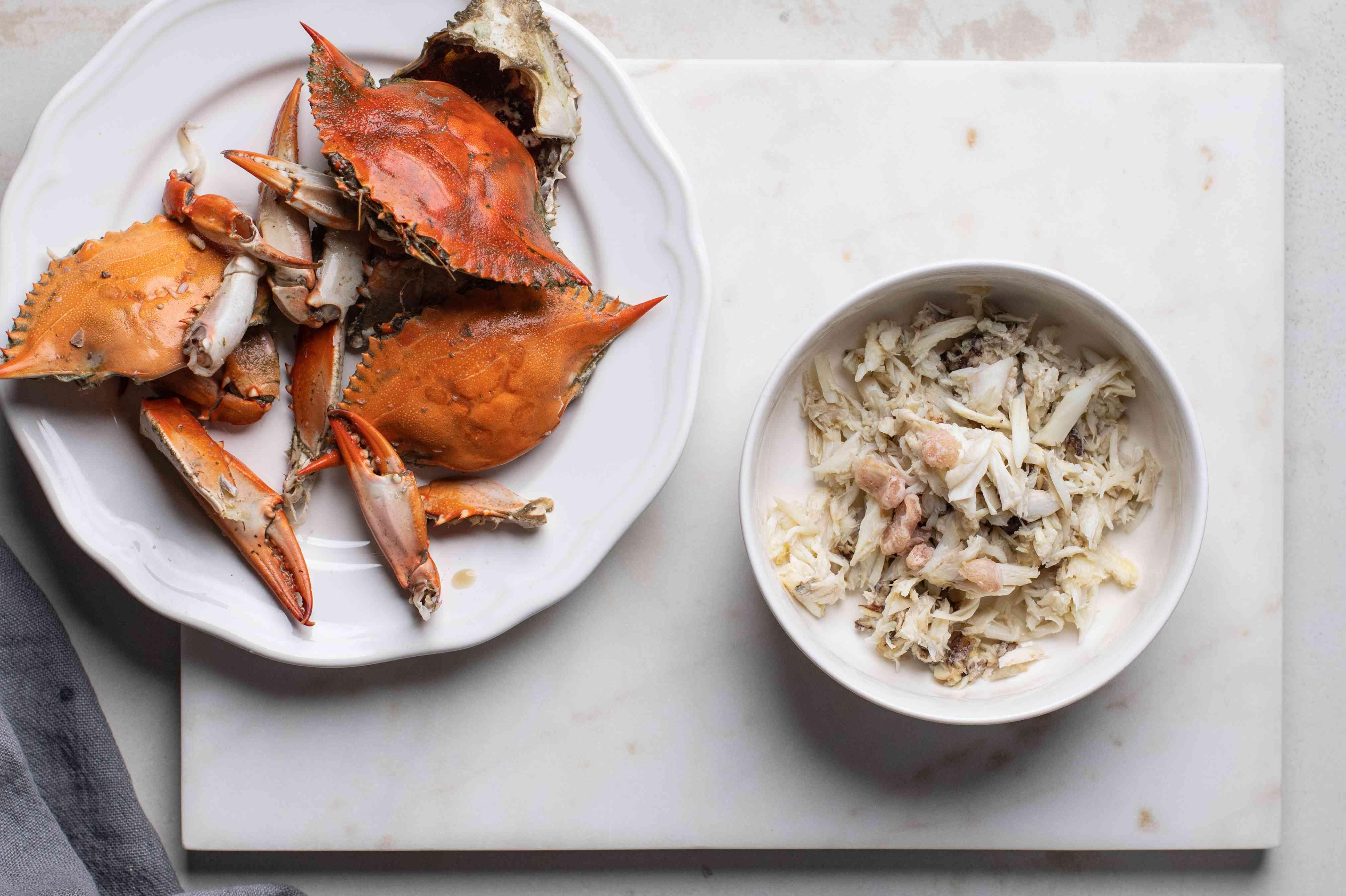 Drain crabs