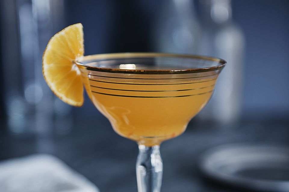 Surprised Cocktail