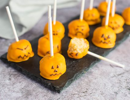 Pumpkin cake pop recipe