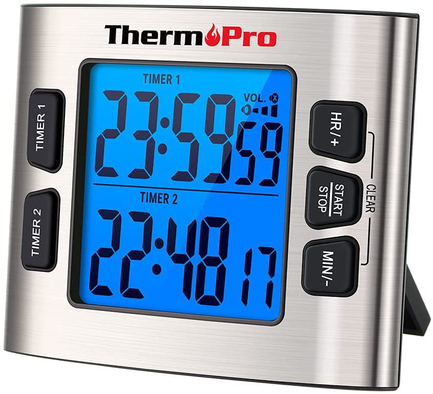 ThermoPro TM02 Digital Kitchen Timer