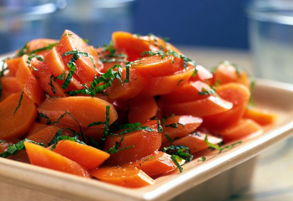 Glazed carrots recipe