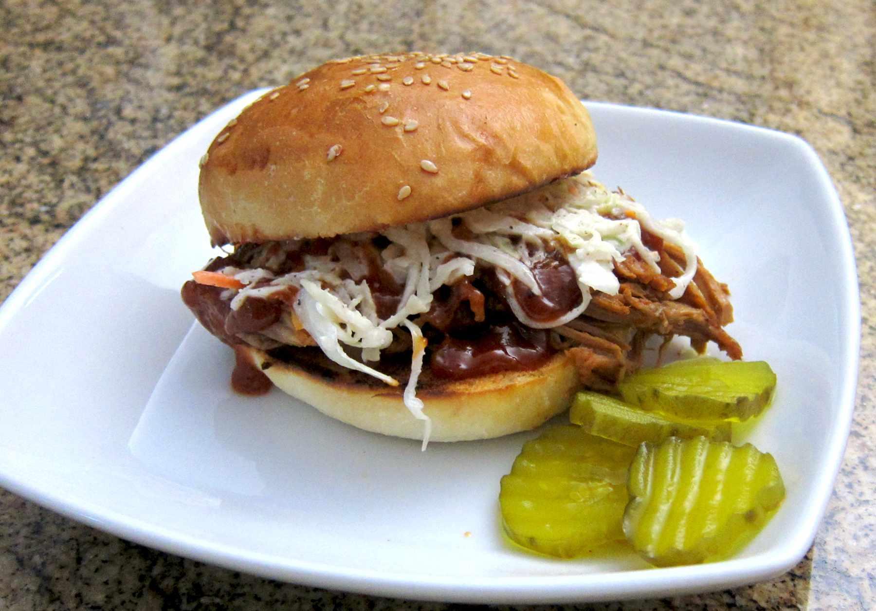 Texas Pulled Pork