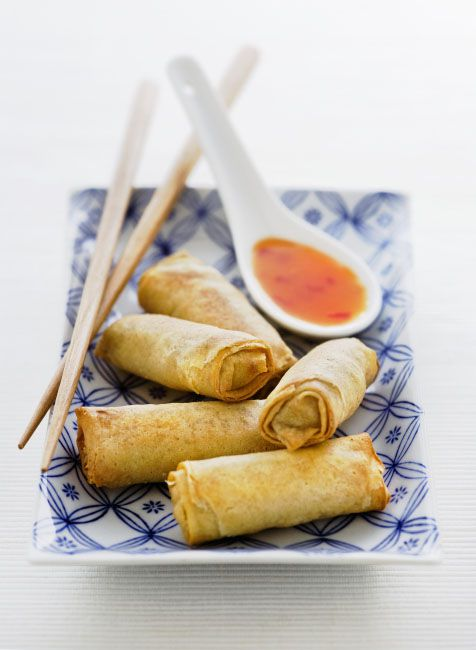 Chinese egg roll wrapper recipes