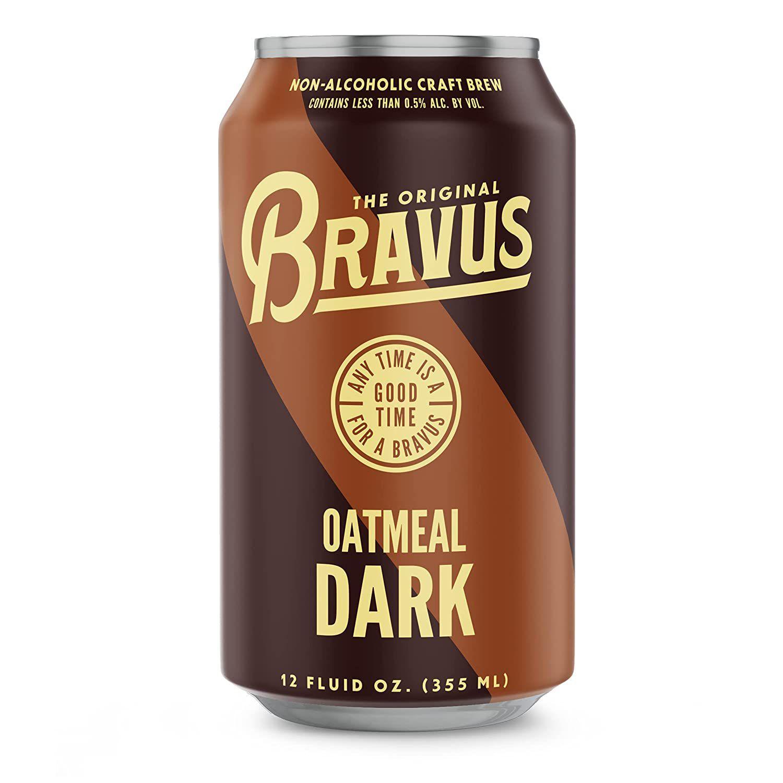 Bravus Brewing Company NA Oatmeal Stout