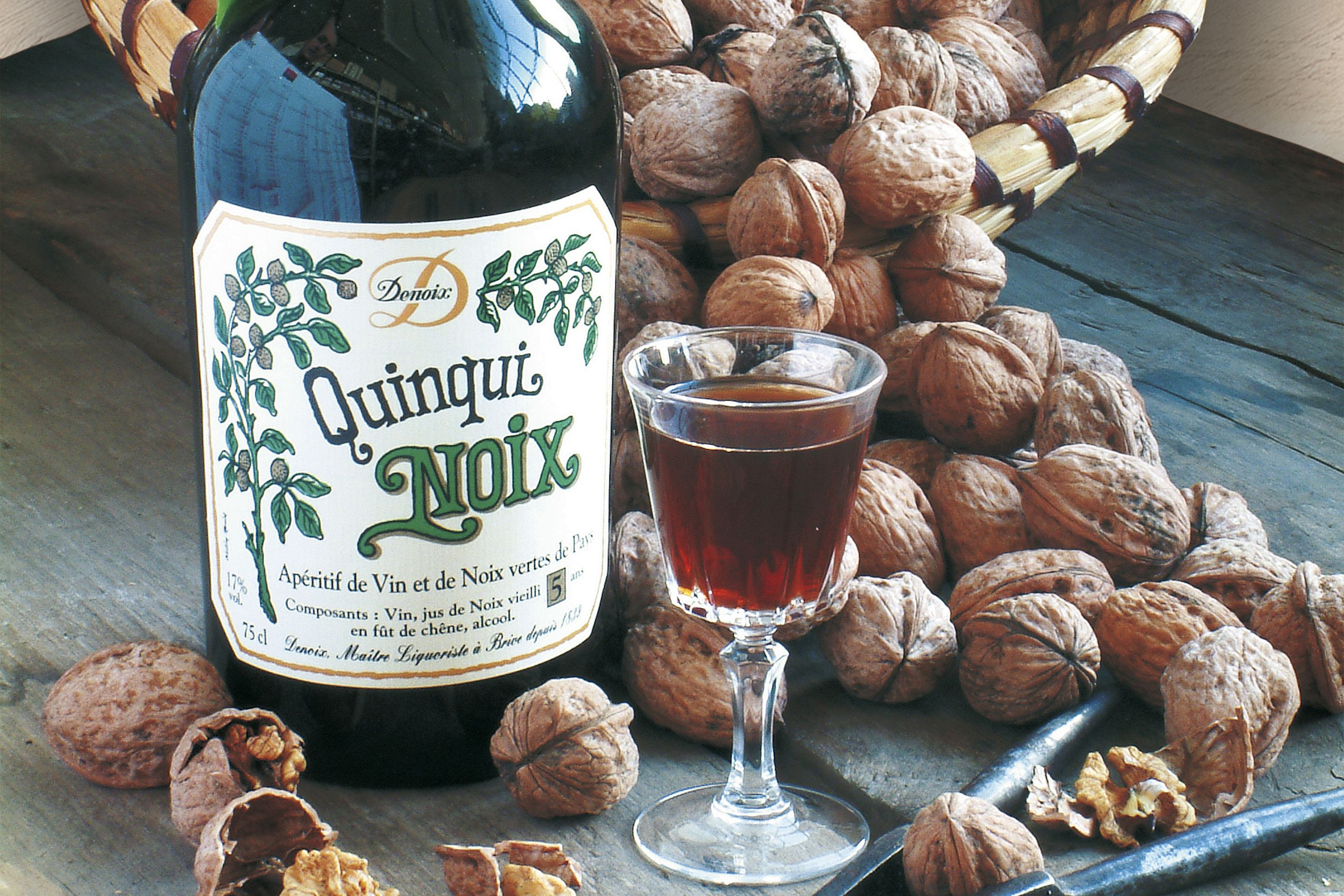 Walnut Liqueur - Try Making Your Own Nocino