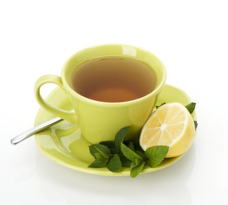 Lemon-Ginger Green Tea Recipe