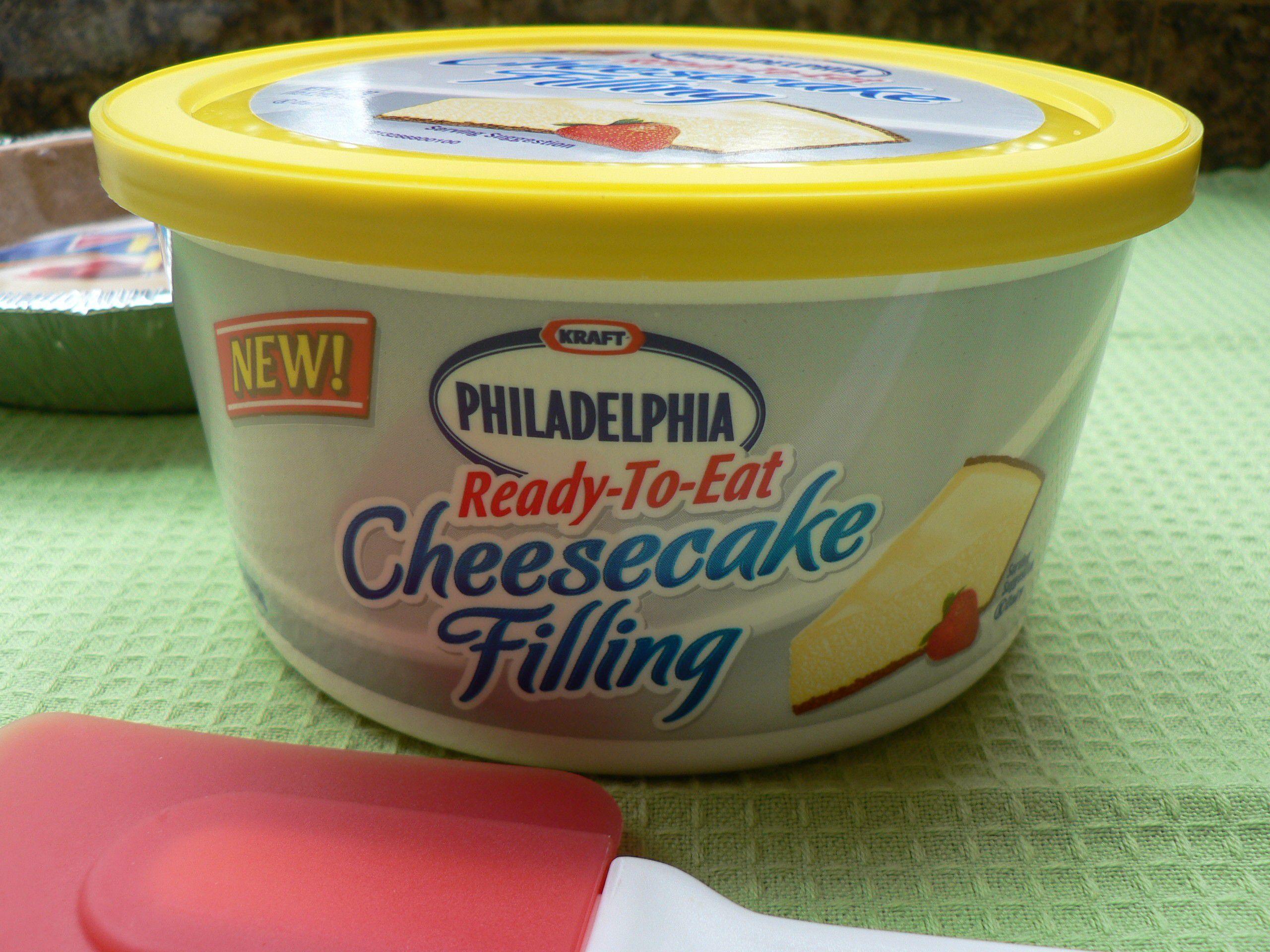 Sensational Review Of Philadelphia Ready To Eat Cheesecake Filling Download Free Architecture Designs Scobabritishbridgeorg