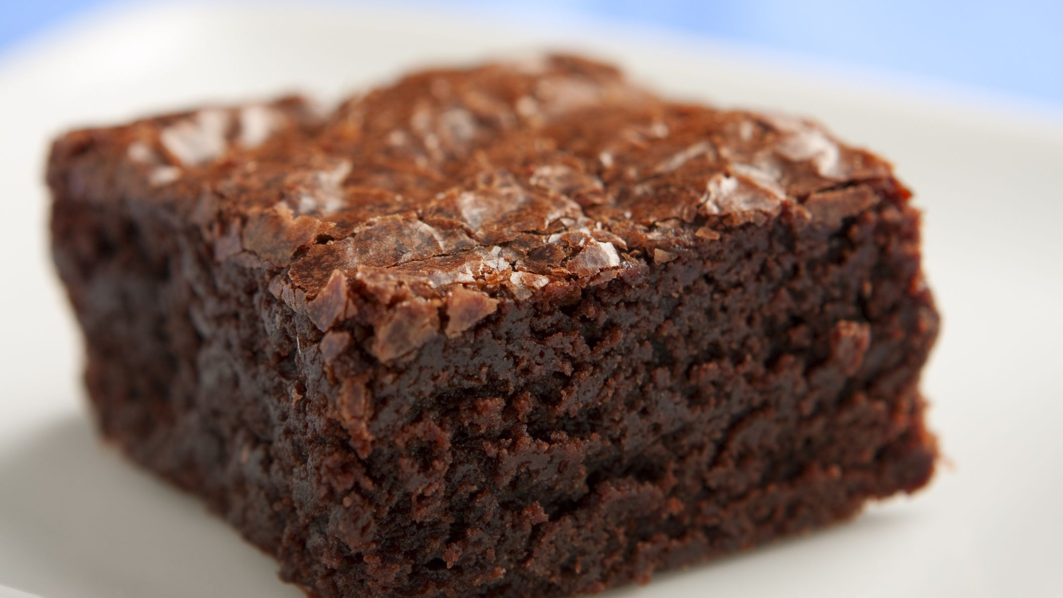 Vegan Chocolate Avocado Brownies Recipe