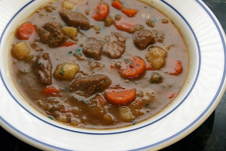 Crock Pot Autumn Beef Stew