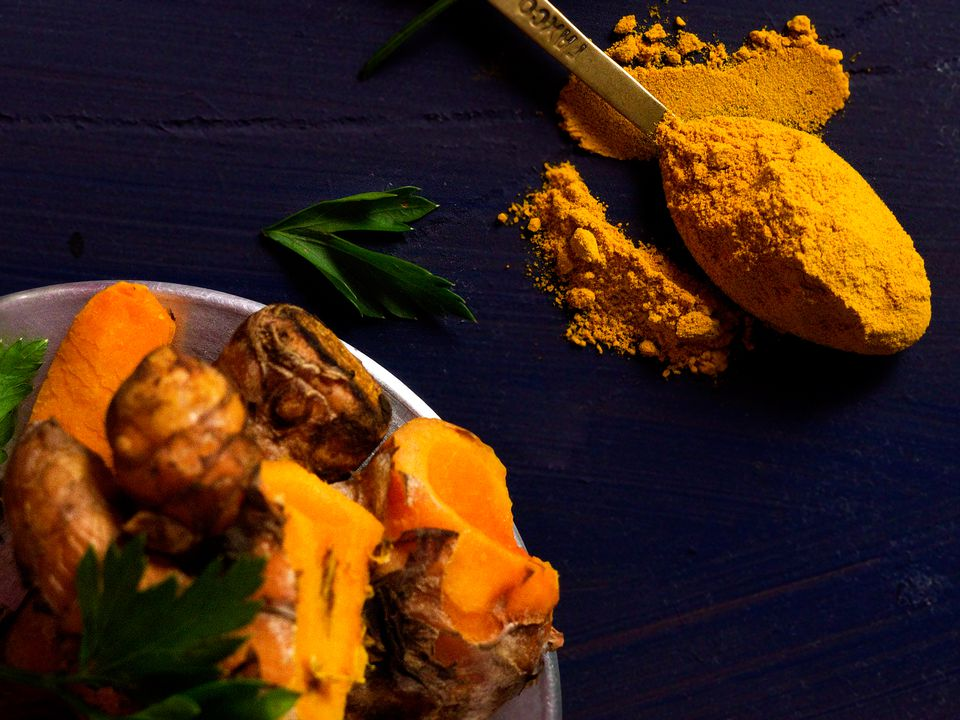 Turmeric, the Golden Healing Spice