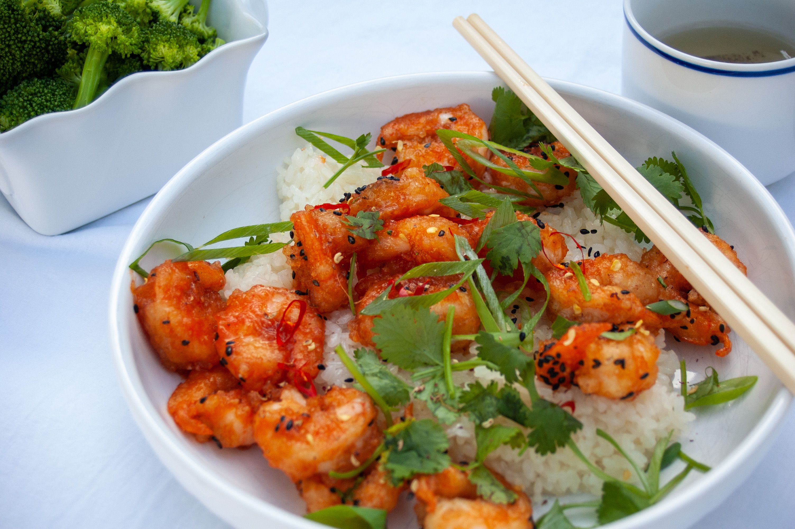 Firecracker Shrimp Will Wow Your Tastebuds