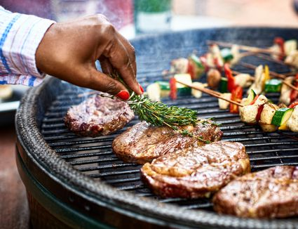 QVC Grilling Article