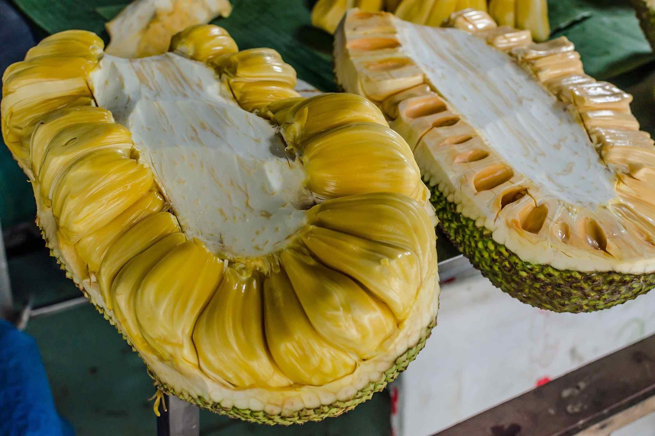 Jackfruit (langka, nangka, chè)