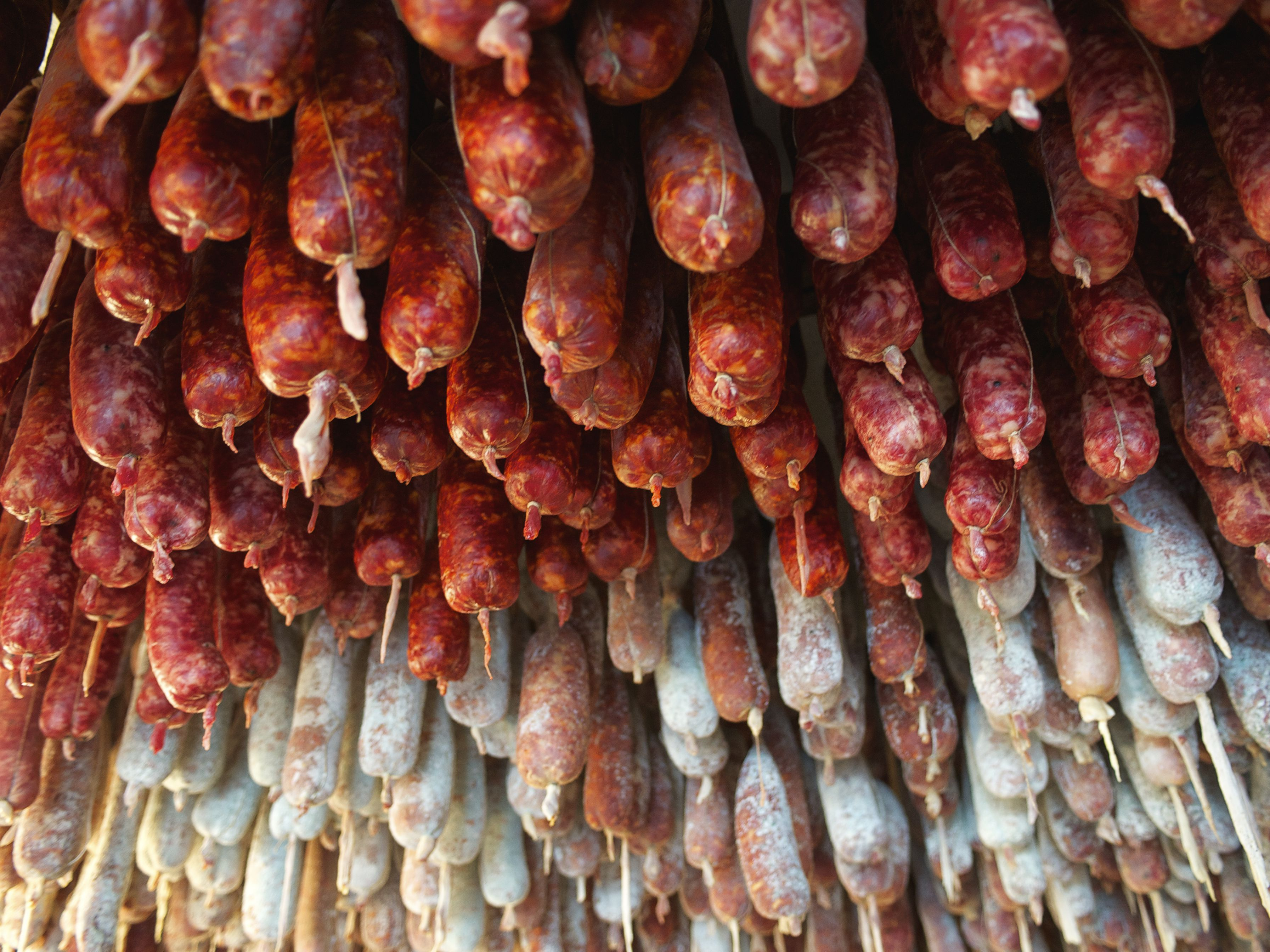 Homemade Italian Soppressata Recipe
