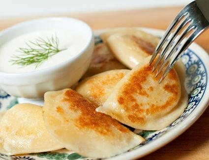 Pierogi from Polana Foods online store