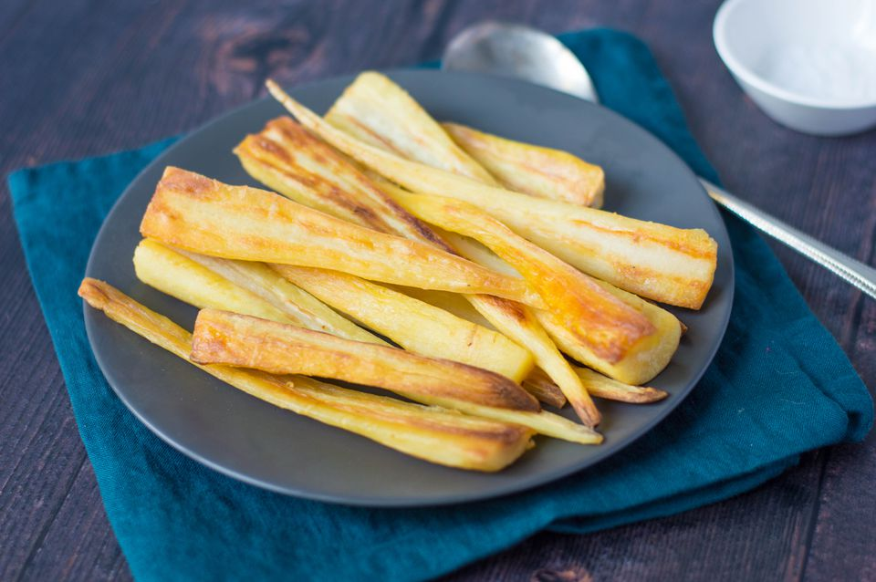 Sweet Roasted Parsnips Recipe