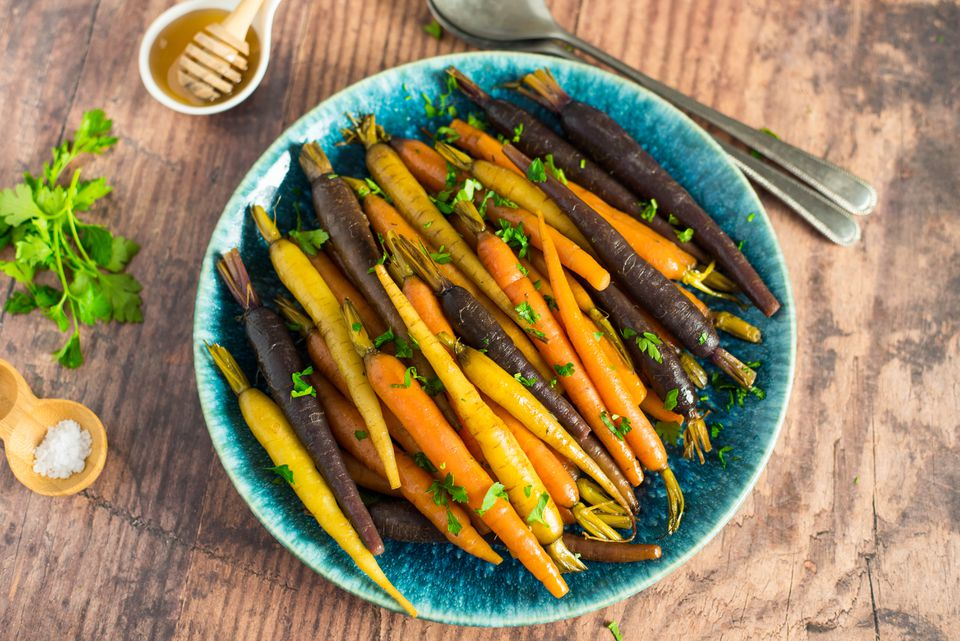 Crockpot glazed carrots recipe