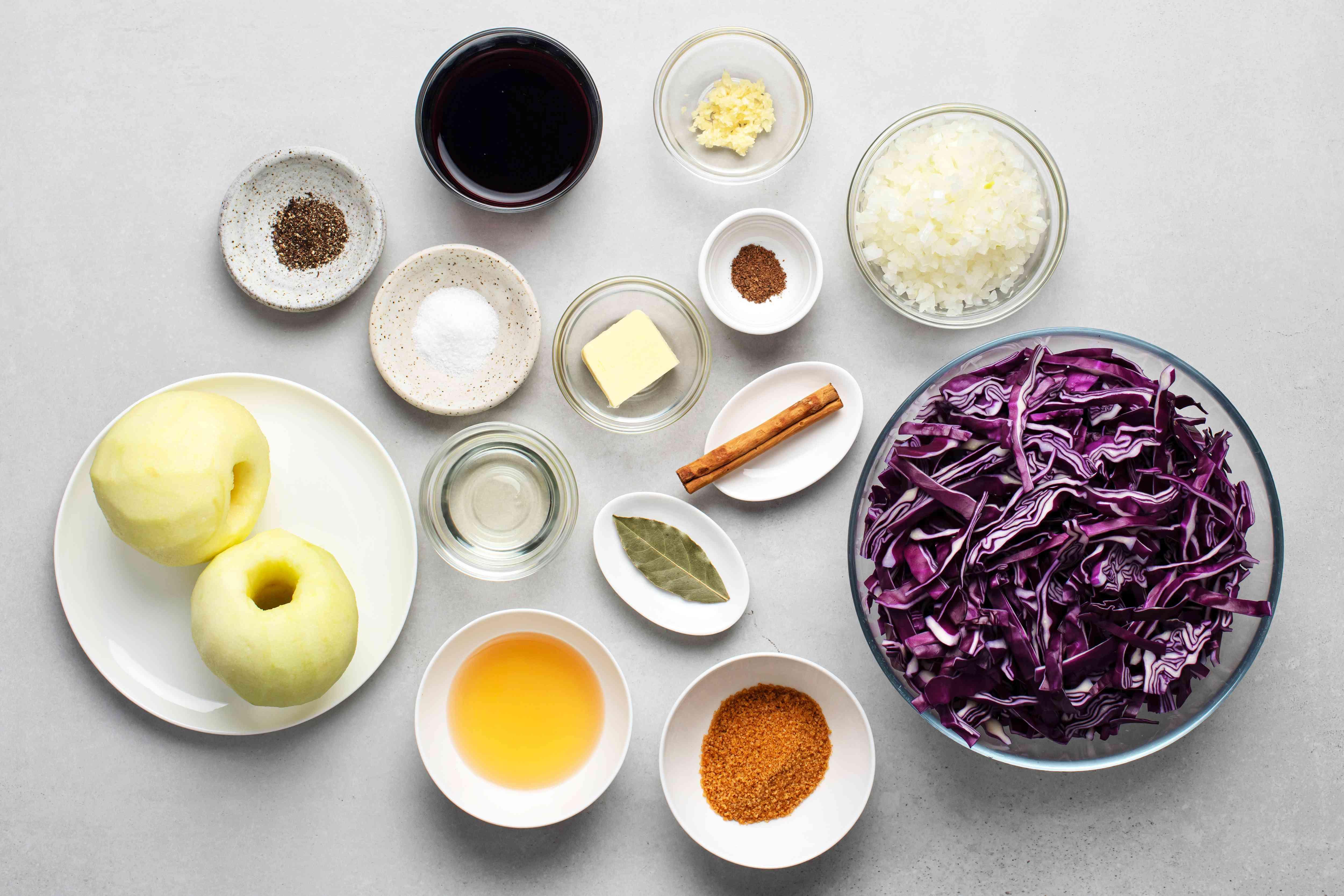 cabbage ingredients