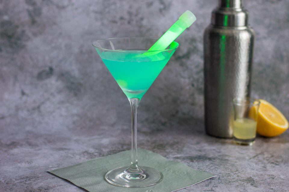 Halloween Hpnotist Cocktail