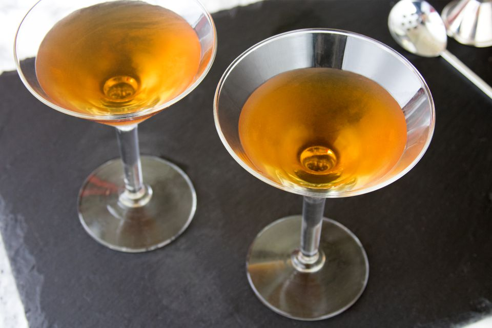 Classic Affinity Cocktail