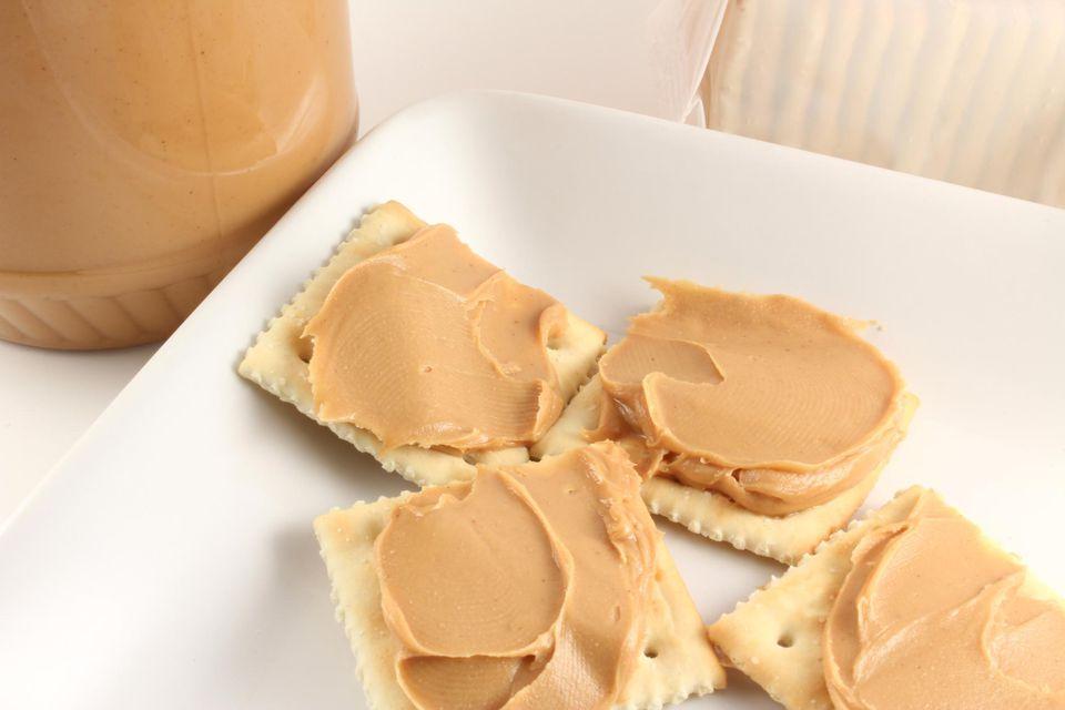 Cashew Butter Crackers